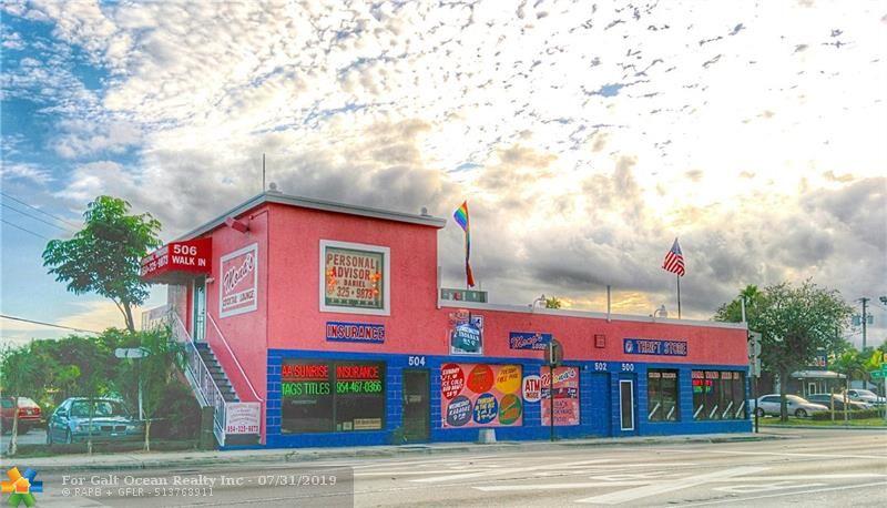 500 E Sunrise Blvd Fort Lauderdale, Fl. 33304 | F10107394